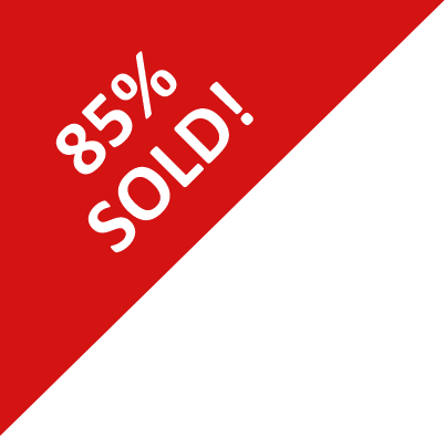 85% SOLD